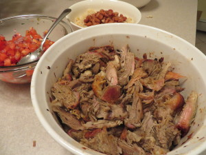 Chipotle Pork Shredded